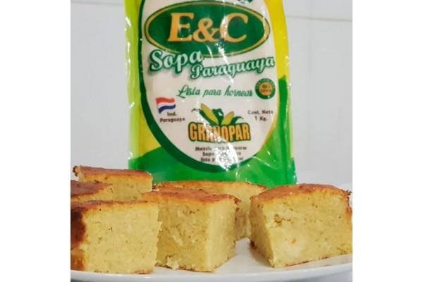Sopa Paraguaya Granopar
