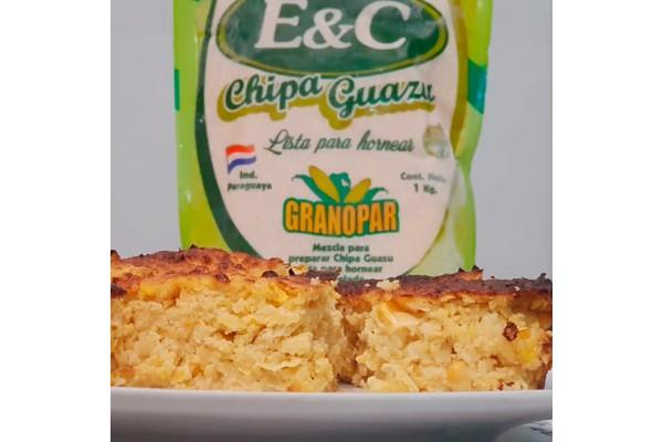 Chipa Guazú 1 kg. Granopar