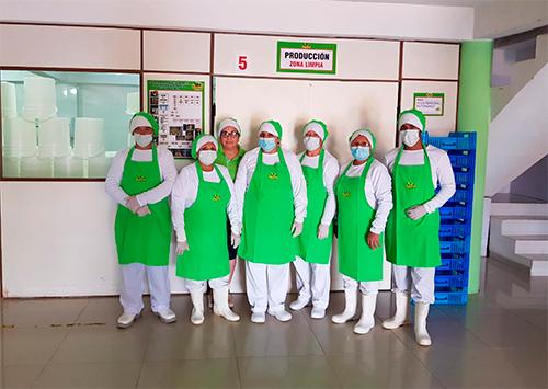 Equipo de Produccion Granopar